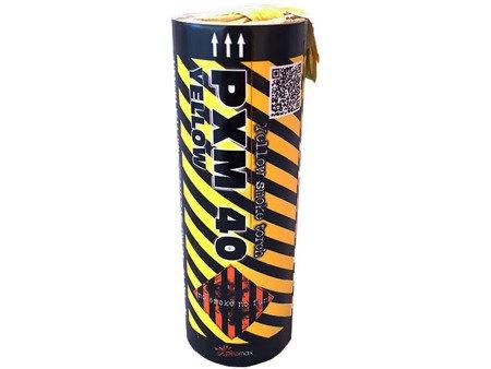 Świeca dymna PXM40 - żółty (JFS-2)
