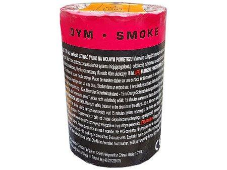 Świeca dymna TF22 - czerwona