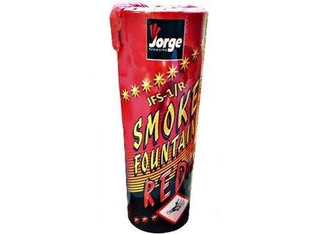 Świeca dymna czerwona JFS-1