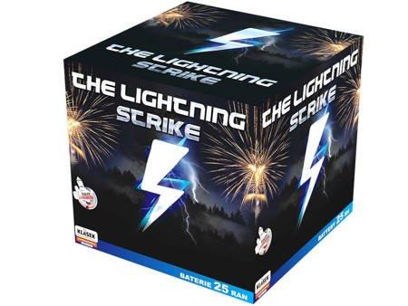 """The Lighting Strike C2525T - 25 strzałów 1"""""""