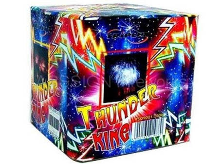 "Thunder King TXP488 - 25 strzałów 0.8"""