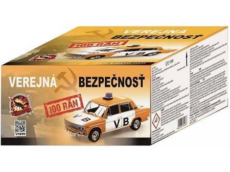 """Vereja Bezoecnost Wyrzutnia CLE4128 - 100 strzałów 0.8"""""""
