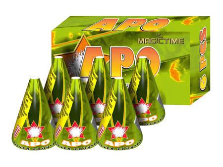 Wulkany APO P3030 - 6 sztuk