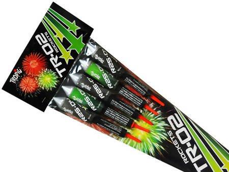 Zestaw Green Rockets TR-02 - 5 sztuk