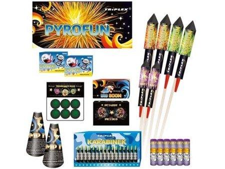 Zestaw Pyrofan TXR926