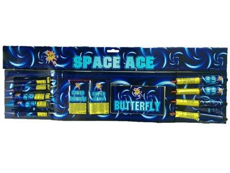 Zestaw pirotechniczny SPACE AGE SPA002