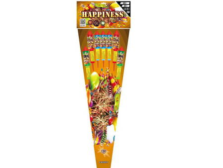 Zestaw rakiet Happines CA2207 - 7 sztuk