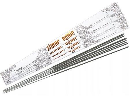 Zimne Ognie 70cm WHITE CS1970SWW - 20 sztuk (4 opakowania)