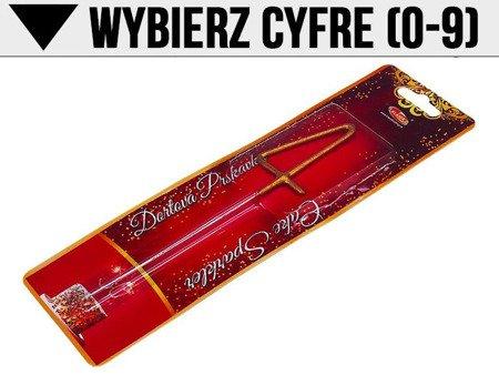 "Zimne ognie VP12-1 CYFRA ""0-9"""