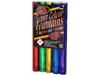 Super Colour Fountains JF33 - 5 sztuk